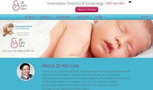 Dr Ken Law's website